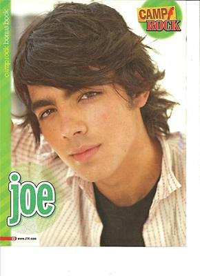 Joe Jonas, Jonas Brothers, Full Page Pinup