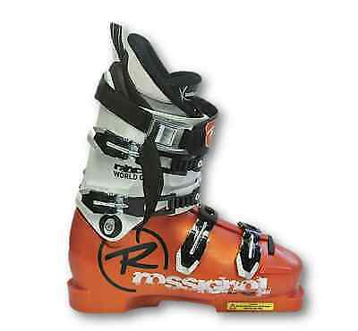 NEW Rossignol Radical WorldCup ski racing Boots - 23.5 - SUPER NARROW.