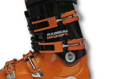 NEW Rossignol Radical world cup downhill racing ski boots - 22.5  -  SUPER NA...