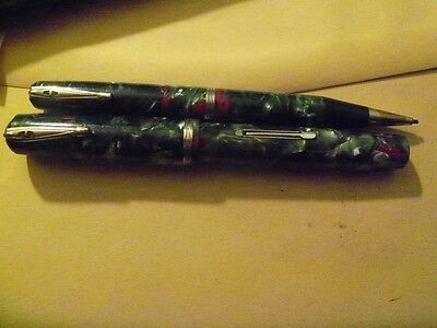 Waterman's Fountain Pen and mechanical Pencil Set  92V
