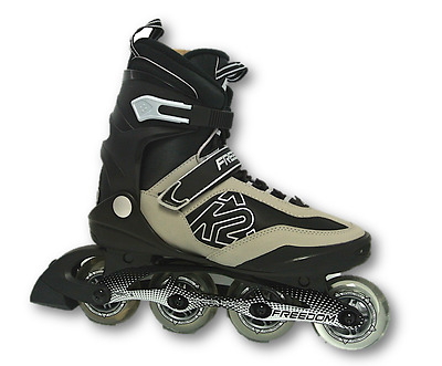 NEW K2 Freedom CA Men's Inline skates - 9.5 US