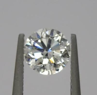 Loose Gia Certified 1.00Ct 1Ct Round Brilliant Cut Diamond Si1/h (2183054441)