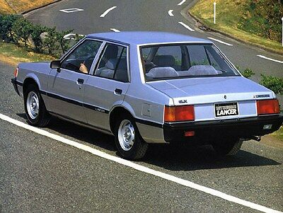 1982 Mitsubishi Lancer Factory Photo ca6084