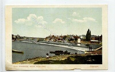 (Ld4079-100) The Shannon, Wier, ATHLONE  Unused G