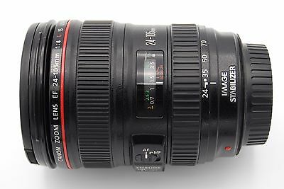 Canon EF 24-105mm f/4 L IS USM Zoom Lens for Canon EOS SLR Cameras