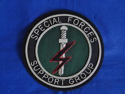 Special Forces Support Group  ( Sfsg ) Blazer Badge