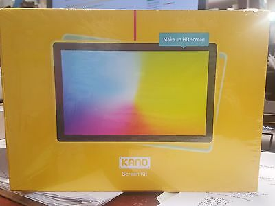 Kano Screen Kit - Yellow - Make and Build an HD Computer Screen