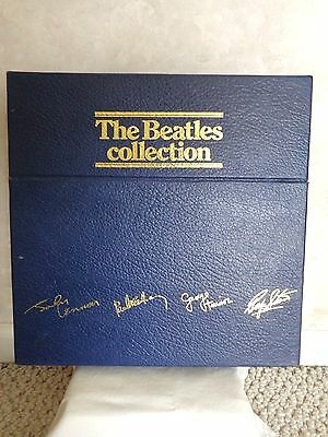 Beatles Collection, BC 13, 14 Un-played from Great Britain Blue Box.