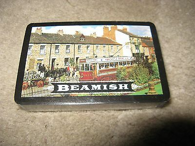 "Souvenir Playing Cards ""Beamish"" Sealed Pack"