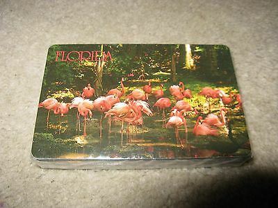 "Souvenir Playing Cards ""Florida"" Sealed Pack"