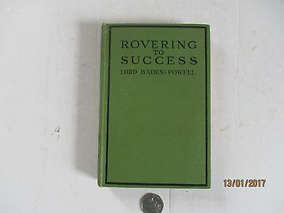 Scouting Interest---Rovering To Success---Lord Baden-Powell