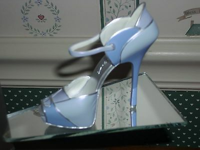 2008 -Just The Right Shoe  Lorraine Vail Figurine--Petals-Box/coa.