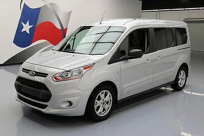 2016 Ford Transit Connect  2016 FORD TRANSIT CONNECT XLT LWB 7PASS REAR CAM 22K MI #276543 Texas Direct