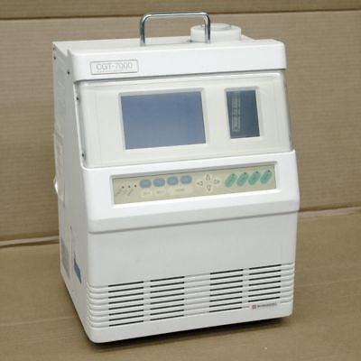 Shimadzu CGT-7000 Portable Infrared Gas Analyzer CO CO2 O2 CH4 +/-0.5%  #2