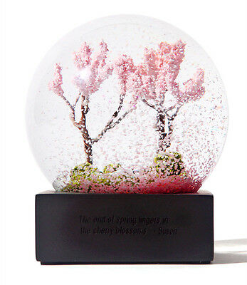 Spring Summer Autumn Winter Four Season Crystal Ball With Base Glass Globe Gifts