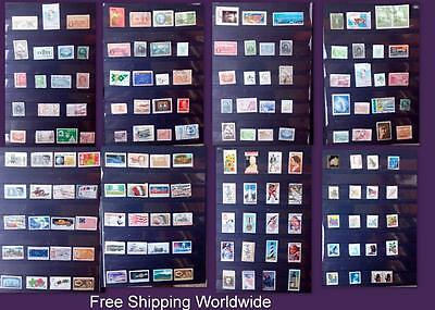 Stamp Collection Brazil Nicaragua Mexico Peru Colombia Bolivia Costa Rica US Ext