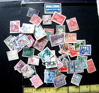 Selection Of Unsorted World Stamps Used. Lot#12. Mixture.