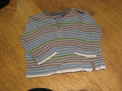 Baby boys Mothercare 9-12 months t-shirt