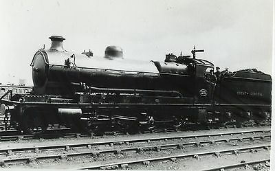 Railway Steam Photograph;  Great Central 1234