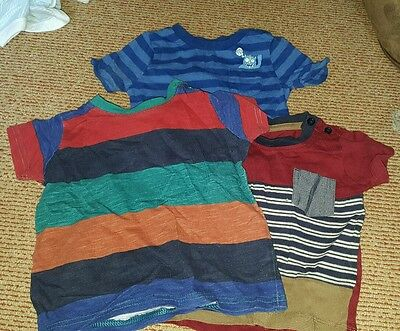Baby Boy's Tops Age 3-6 Months
