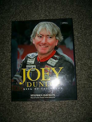 Joey Dunlop King of the Roads by Stephen Davidson