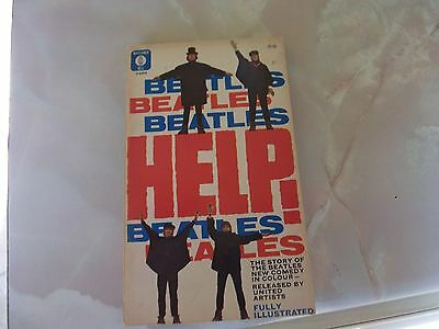 Help! - The Beatles Paperback Book ( August 1965 ).