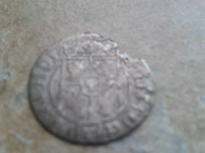 Hammered Silver  Coin C