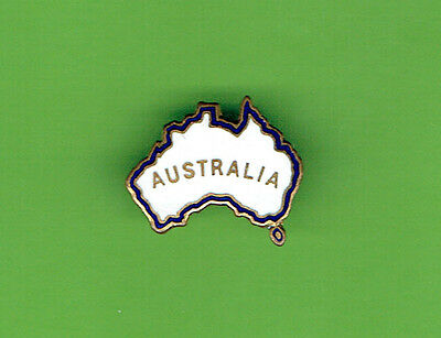 Nice Unusual Old Miller Enamel Badge  Australia.