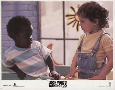 Look Who's Talking Too 11x14 Lobby Card #1