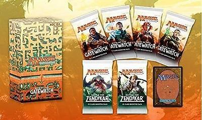 Oath Of The Gatewatch - PRERELEASE PACK - Magic The Gathering FACTORY Sealed Box