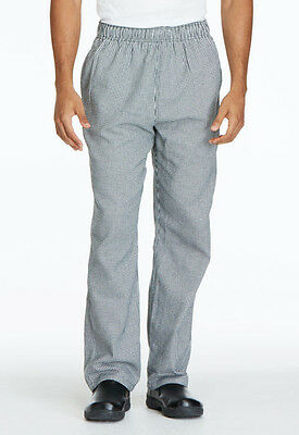 Houndstooth Dickies Unisex Traditional Baggy 3 Pocket Chef Pants DC11 HDTH