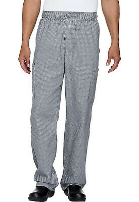 Houndstooth Dickies Unisex Cargo Pocket Chef Pants DC12 HDTH