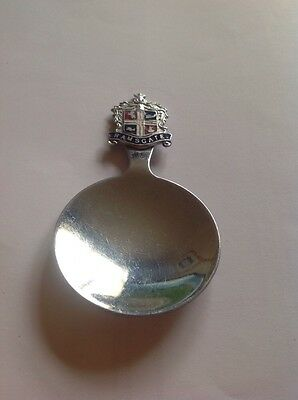Vintage Ramsgate Tea Caddy Spoon