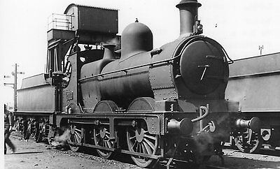 """Photo GWR """"2301"""" Class No 2446 seen at Chester MPD loco W/drawn in Oct 1940"""