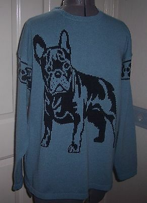 Custom Knitted French Bulldog Frenchie Sweater Create your own read below