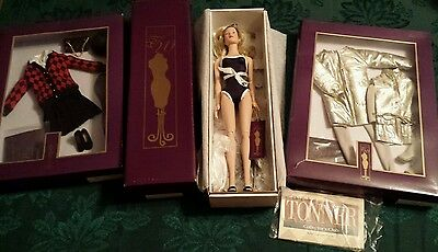 Tyler Wentworth doll 2 outfits Robert Tonner something sleek pret a porter sport