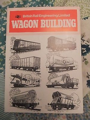 British Rail Engineering Limited Railway Rolling Stock Advertising Leaflet 1975