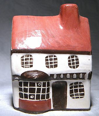 Mudlen End Miniature Pottery Houses  Bow Fronted Shop