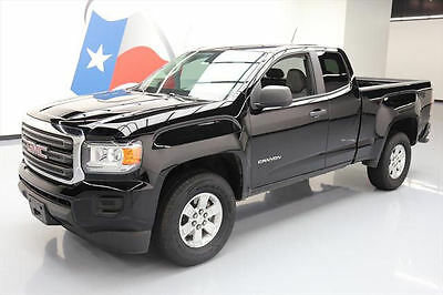 2015 GMC Canyon SL Extended Cab Pickup 4-Door 2015 GMC CANYON EXTENDED CAB AUTOMATIC REAR CAM 14K MI #150532 Texas Direct Auto