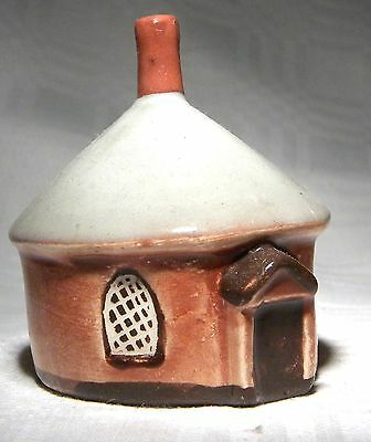 Mudlen End Miniature Pottery Houses  Pepperpot Gatehouse