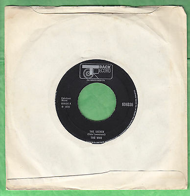 The Who The Seeker Here For More Classic Early 70'S Rock Track Records Ex+ Vinyl