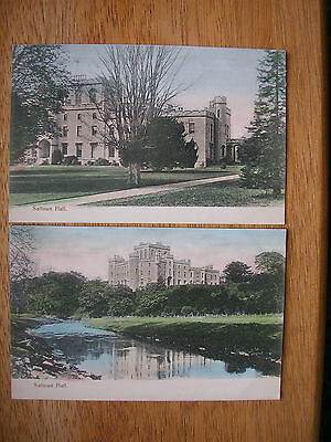 Saltoun Hall (2 Different Cards), Bruce's Series