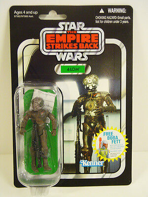 Star Wars Vintage Collection 4-LOM, #VC10, opened, MOC!