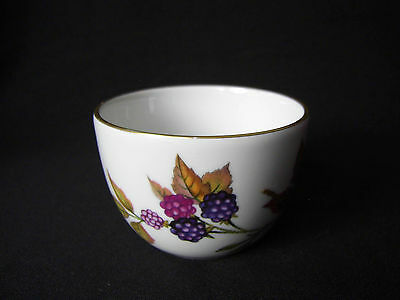 Royal Worcester Evesham Gold Small Open Sugar Bowl.