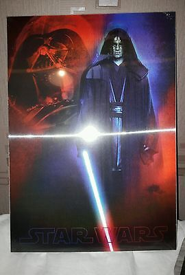 Star Wars Revenge of the Sith lithographic art print