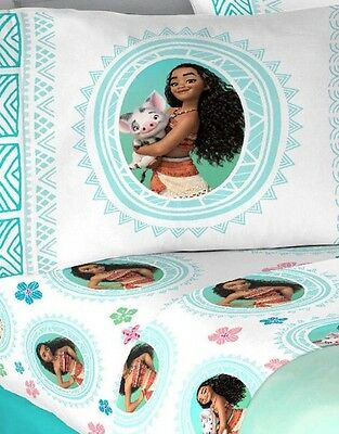 Moana Full Sheet Set Disney Princess