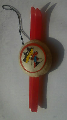 Sarajevo Winter Olympics 1984 Ski Air Freshener Vucko Games Mascot Official Vgc