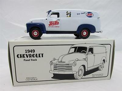 PEPSI-COLA #08 BIG SHOT 1949 Chevrolet - 1:34 scale FIRST GEAR 29-1373