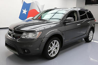 2014 Dodge Journey Limited Sport Utility 4-Door 2014 DODGE JOURNEY LIMITED HTD LEATHER BLUETOOTH 40K MI #238607 Texas Direct