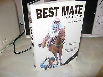 Best Mate Triple Gold by Henrietta Knight New 2004 Edition